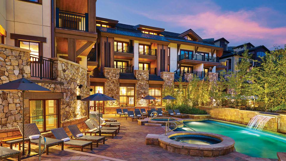 boutique hotels in vail